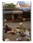Hoi An Market Spiral Notebook