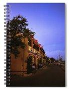 Hoi An Night Spiral Notebook