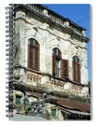 Hoi An Old Colonial Spiral Notebook