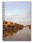 Hoi An Tranquillity Spiral Notebook
