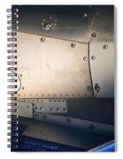 Hoist Point Spiral Notebook