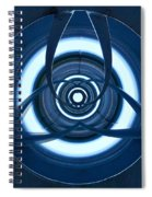 Holding Lines Spiral Notebook
