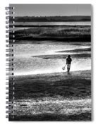 Holding On To Those Years Spiral Notebook