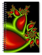 Holding You Spiral Notebook