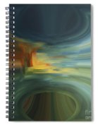 Hole In The Sky Spiral Notebook