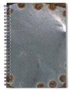 Hole Patch 4 John Muir Woods Spiral Notebook