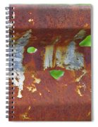 Holey Gate Spiral Notebook