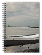Holgate Calm Surf  Spiral Notebook