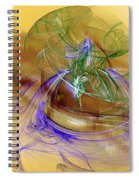Holiday In Cambodia Spiral Notebook