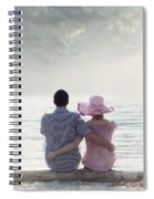 Holiday Romance Spiral Notebook