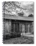 Holland Barn 2140b Spiral Notebook