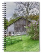 Holland Barn Spiral Notebook
