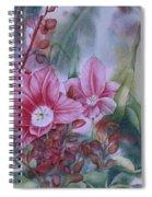 Holland Blooms Spiral Notebook