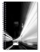 Holland Tunnel - Image 1696-01 Spiral Notebook