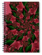 Holly Daze Spiral Notebook
