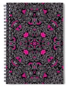 Hollywood Hills Spiral Notebook