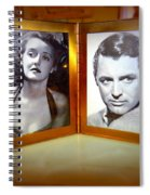 Hollywood Royalty Spiral Notebook