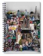 Hollywood Tourist Spiral Notebook