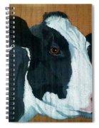 Holstein Spiral Notebook