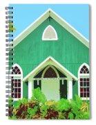 Holuoloa Church Spiral Notebook