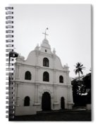 Ethereal Cochin Spiral Notebook