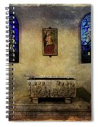Holy Grunge Spiral Notebook