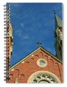 Holy Hill 1  Spiral Notebook