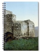 Holy Land: Ruins Spiral Notebook