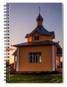 Holy Source 4. Karelia Spiral Notebook