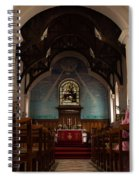 Holy Trinity Church Bangalore Spiral Notebook