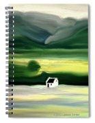 Home Alone Spiral Notebook