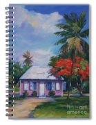 Home At Tall Tree   Savannah Spiral Notebook