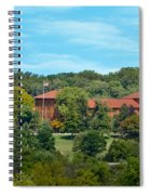 Home Away From Home Spiral Notebook