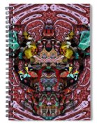 Home Coming Spiral Notebook