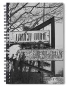 Home Cooking  Spiral Notebook