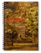 Home For Thanksgiving Spiral Notebook