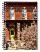 Home For The Fall  Spiral Notebook