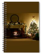 Home For The Holidays Spiral Notebook
