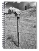 Home Home On The Range Spiral Notebook