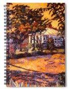 Home In Christiansburg Spiral Notebook