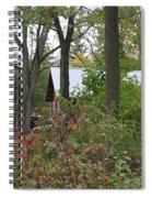 Home In The Woods Spiral Notebook