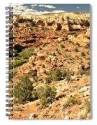 Home Of Calf Creek Falls Spiral Notebook
