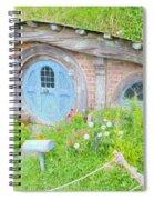 Home Of Hobbiton 1 Spiral Notebook