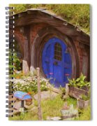 Home Of Hobbiton 2 Spiral Notebook