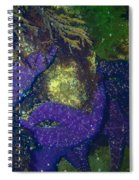 Home Of The Stars Spiral Notebook