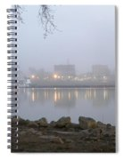 Home On The Banks Of The Ohio Spiral Notebook
