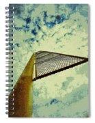 Home Run Spiral Notebook