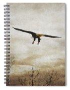 Home Safely Spiral Notebook