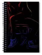 Home Sports 2 Spiral Notebook