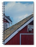 Home To Roost Spiral Notebook